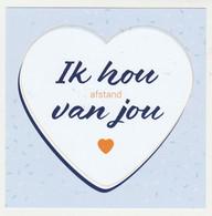 Covid-19 / Corona Valentijn Ik Hou Afstand Van Jou MMC Maxima Medisch Centrum Veldhoven (NL) - Sonstige