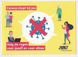 Covid-19 / Corona GGD Brabant Zuid-oost (NL) - Sonstige