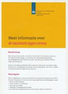 Covid-19 / Corona Vaccinatie Rijksinstituut Voor Volksgezondheid (NL) - Sonstige