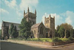 Postcard Wimborne Minster Dorset My Ref B24835MD - Other