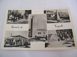 CPA - Afrique - Algérie - 5 Vues -  Souvenir De Tazmalt - 1940 -  SUP  (FD 48) - Andere Steden