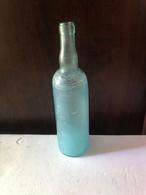 бутылка,  начало 20 в, мутное стекло - Sonstige