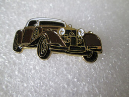 PIN'S   MERCEDES BENZ   540 K     1936 - Mercedes