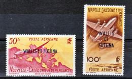 Wallis Et Futuna PA  12/13 Surchargés  Neuf Avec Trace De Charnière * MH Con Charmela Cote 20.5 - Unused Stamps