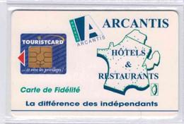 TOURISTCARD - Voir Scans - Tarjetas De Salones Y Demostraciones