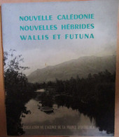 Nouvelle Caledonie Nouvelles Hebrides Wallis Et Futuna 1953 Agence France Outremer - Unclassified