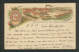 25 - Sochaux - La Brasserie - Carte Précurseur - Sochaux