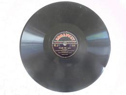 78 Tours Django Reinhardt SW.211 OPG.1721 & OLA. 2221 I'll See You In My Dreams & Tea For Two Propre & Une Fente Sur 2cm - 78 G - Dischi Per Fonografi