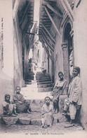 Algérie, Alger, Enfants Rue De Tombouctou (21) - Alger