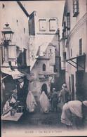 Algérie, Alger, Une Rue De La Casbah (68) - Alger