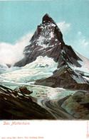CPA - ZERMATT - Le Mt Cervin ... Vue Du Site Panorama - Lot De 4 Cartes - VS Valais