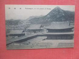 Kunjungjun An Old Palace Of   Korea,      Ref  4981 - Corea Del Sud