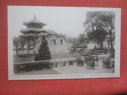 Temple Of Heaven Seoul   Korea,      Ref  4981 - Corea Del Sud