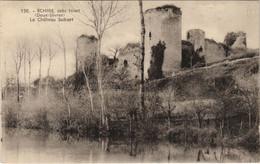 CPA ECHIRE Le Chateau Salbart - Pres Niort (1141094) - Sonstige Gemeinden