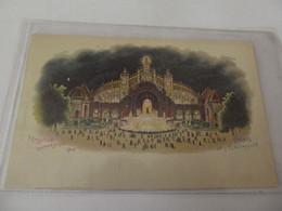 Exposition Universelle 1900 Palais De L'électricité - Autres
