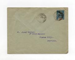 !!! SOUDAN, ENTIER POSTAL DE MEDINE DE 1902 POUR L'AUTRICHE - Lettres & Documents