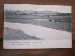 Diest  Vallee Du Demer - Feldpost Zivilgefangenenlager WW 1 - Diest
