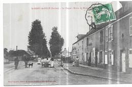 Saint Remy De Sillé La Coque Route Du Mans - Sonstige Gemeinden