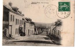 DANGU RUE DE GISORS COMMERCE ANIMEE - Andere Gemeenten