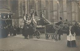 Carte-Photo - Versailles -7 Janvier 1910 - Funérailles à Identifier - N°3 - Versailles