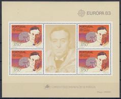 PORTUGAL Block 40,unused - Unused Stamps