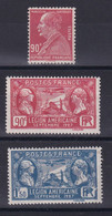 D 195 / LOT N° 243/245 NEUF** COTE 16€ - Collections