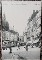 Bruxelles : Rue Au Beurre - Avenues, Boulevards