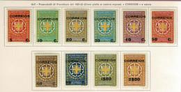 Moçambique, 1927, # 14/23, MH - Mosambik