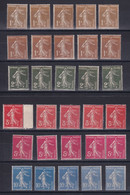 D 195 / LOT N° 277A/279 NEUF** COTE 25€ - Collections