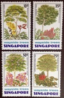 Singapore 1976 Trees MNH - Trees
