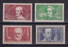 D 196 / LOT N° 330/333 NEUF** COTE 75€ - Verzamelingen