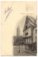 CPA 80 - PERONNE (Somme) - Maison Renaissance - Dos Simple - Peronne