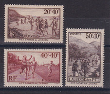 D 196 / LOT N° 345/347 NEUF** COTE 10.50€ - Collections