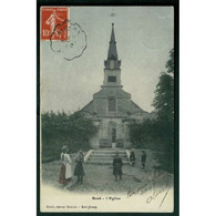 02 - BOUE (Aisne) - L'Eglise - Other Municipalities