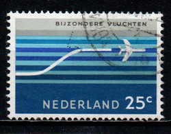 OLANDA - 1966 - Issued For Use On Special Flights - USATO - Airmail