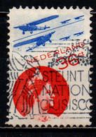 OLANDA - 1931 - LA REGINA GUGLIELMINA - USATO - Airmail