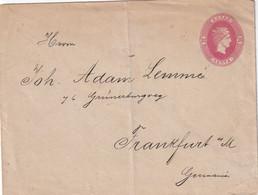 GRECE 1895    ENTIER POSTAL/GANZSACHE/POSTAL LETTRE DE KEPKIPA - Enteros Postales