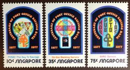 Singapore 1977 Post Office Savings Bank MNH - Singapore (1959-...)