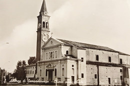 Cartolina - S. Andrea Di Campodarsego ( Padova ) - Chiesa Parrocchiale - 1978 - Padova (Padua)