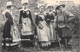 Groupe Breton (Folklore) - Un Coq Pour Quatre Poules - Ohne Zuordnung