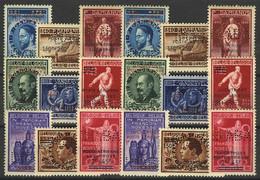België PR83/100 ** - IMABA - Luchtpostzegels PA15/23A Met Perforatie IMABA En Tekst Op De Gomzijde - 18 W. - Privé- & Lokale Post