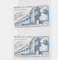 1335 F Monument Brisé Sous France - 1 Normal Livré - Kuriositäten: 1960-69 Ungebraucht