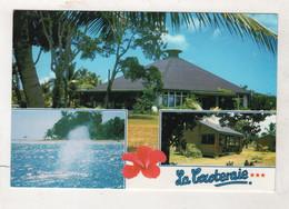 MADAGASCAR - CP MULTIVUES HOTEL LA COCOTERAIE - SAINTE MARIE - GRAPHOPRINT TANJOMBATO N° 169 / PHOTOS MICHEL VELY - Madagascar