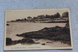 Larmor, La Plage Et Les Rochers, Morbihan 56 - Larmor-Plage