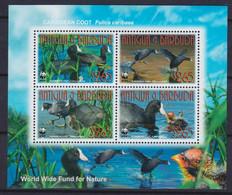 ANTIGUA AND BARBUDA 2009, Mi# 4702 (II) - 4705 (II), CV €50, Birds, MNH - Antigua E Barbuda (1981-...)