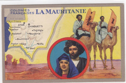 Colonie Française La Mauritanie - Mauritania