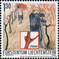 Liechtenstein 2003, Mi. 1311-13 ** - Unused Stamps