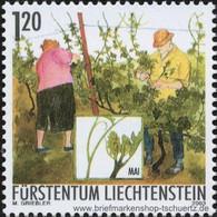 Liechtenstein 2003, Mi. 1316-18 ** - Unused Stamps