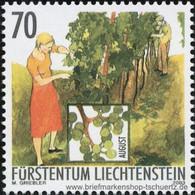 Liechtenstein 2003, Mi. 1322-24 ** - Unused Stamps