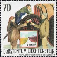 Liechtenstein 2003, Mi. 1333-35 ** - Unused Stamps